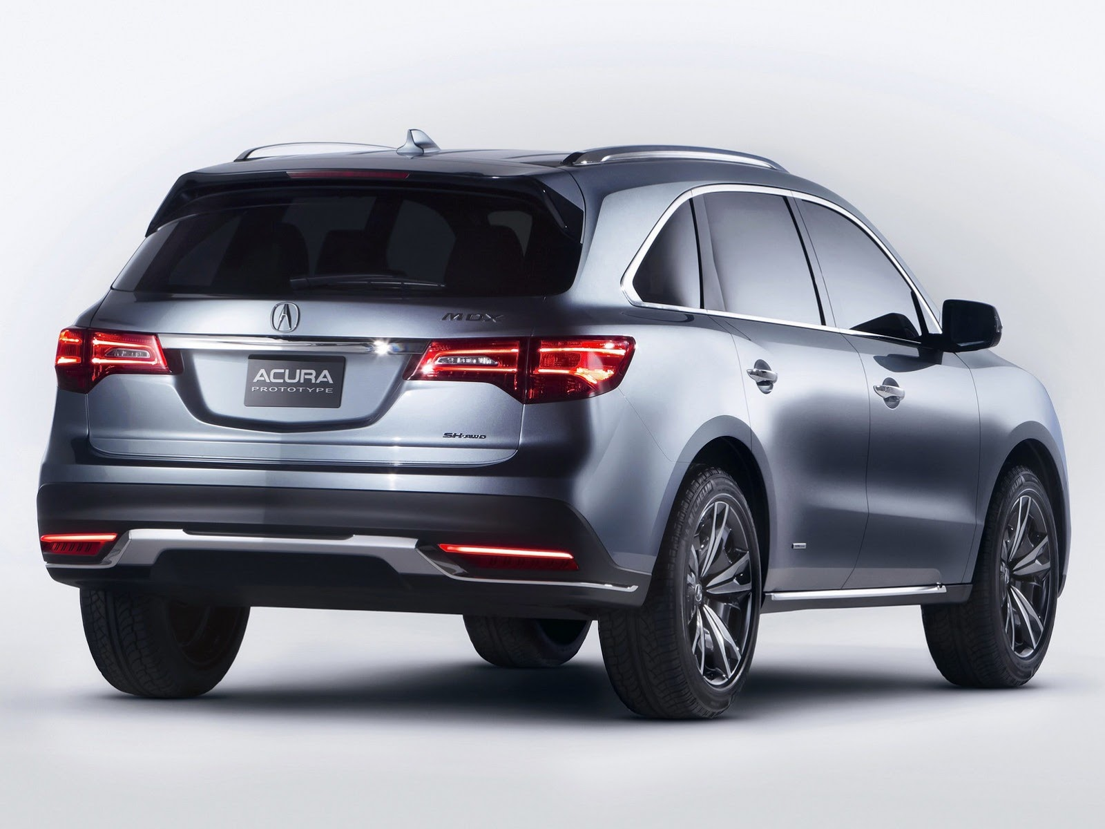 2014 Acura MDX Concept Wallpaper Free For Ipad