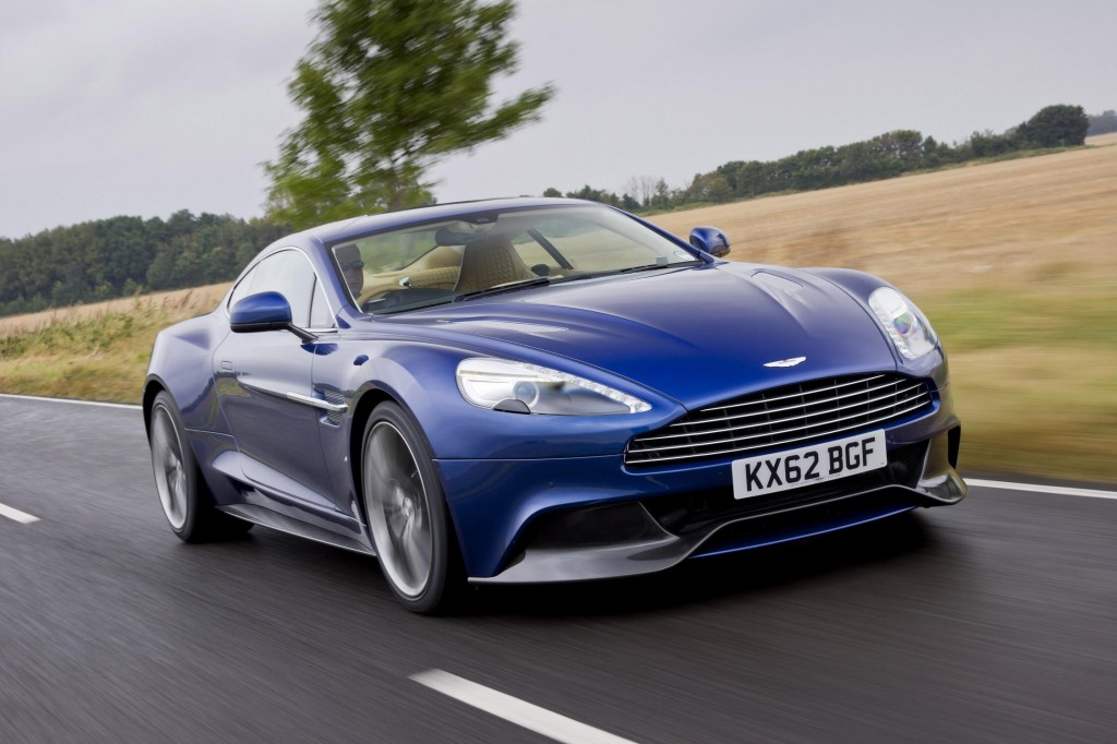 2014 Aston Martin Vanquish Wallpaper For Free Download