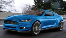 2015 Ford Mustang Wallpaper For Free Download