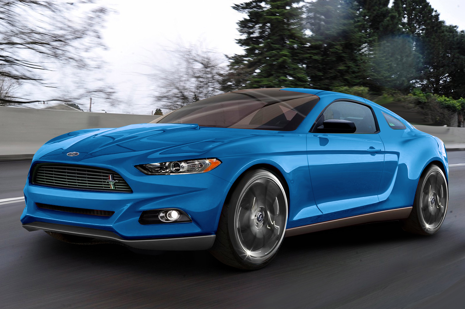 2015 Ford Mustang Wallpaper For Free Download Wallpaper