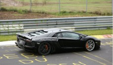 2015 Lamborghini Aventador SV Spy Shots Wallpaper Free For Computer