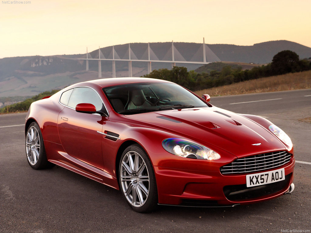 Aston Martin DBS Wallpaper For Ipad