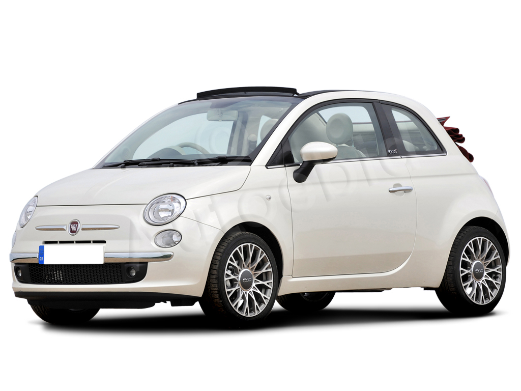 Fiat 500 High Resolution Wallpaper Free