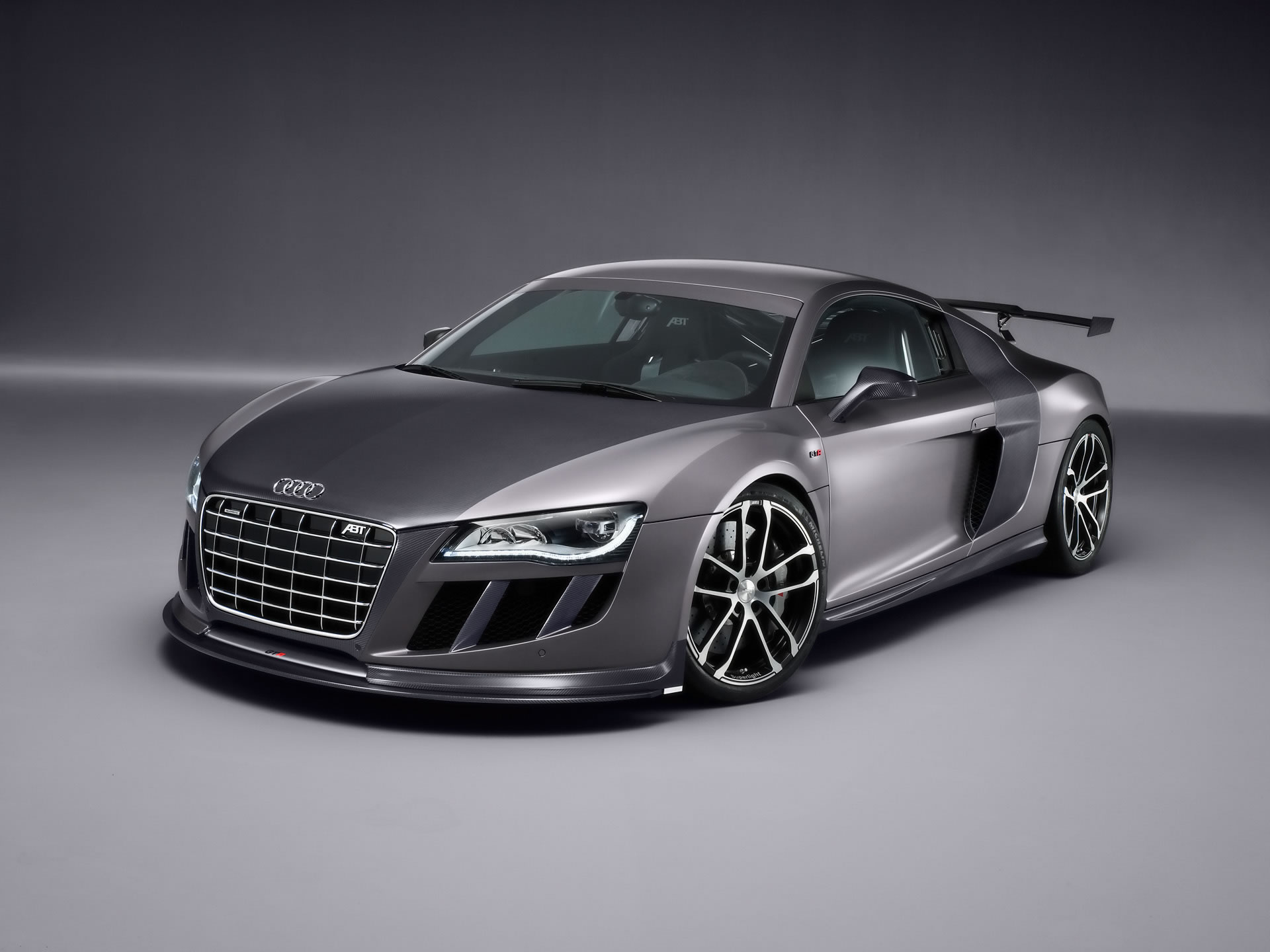 ABT Audi R8 GT R Desktop Wallpaper