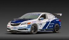 Acura ILX Endurance Racer Background For Free Download