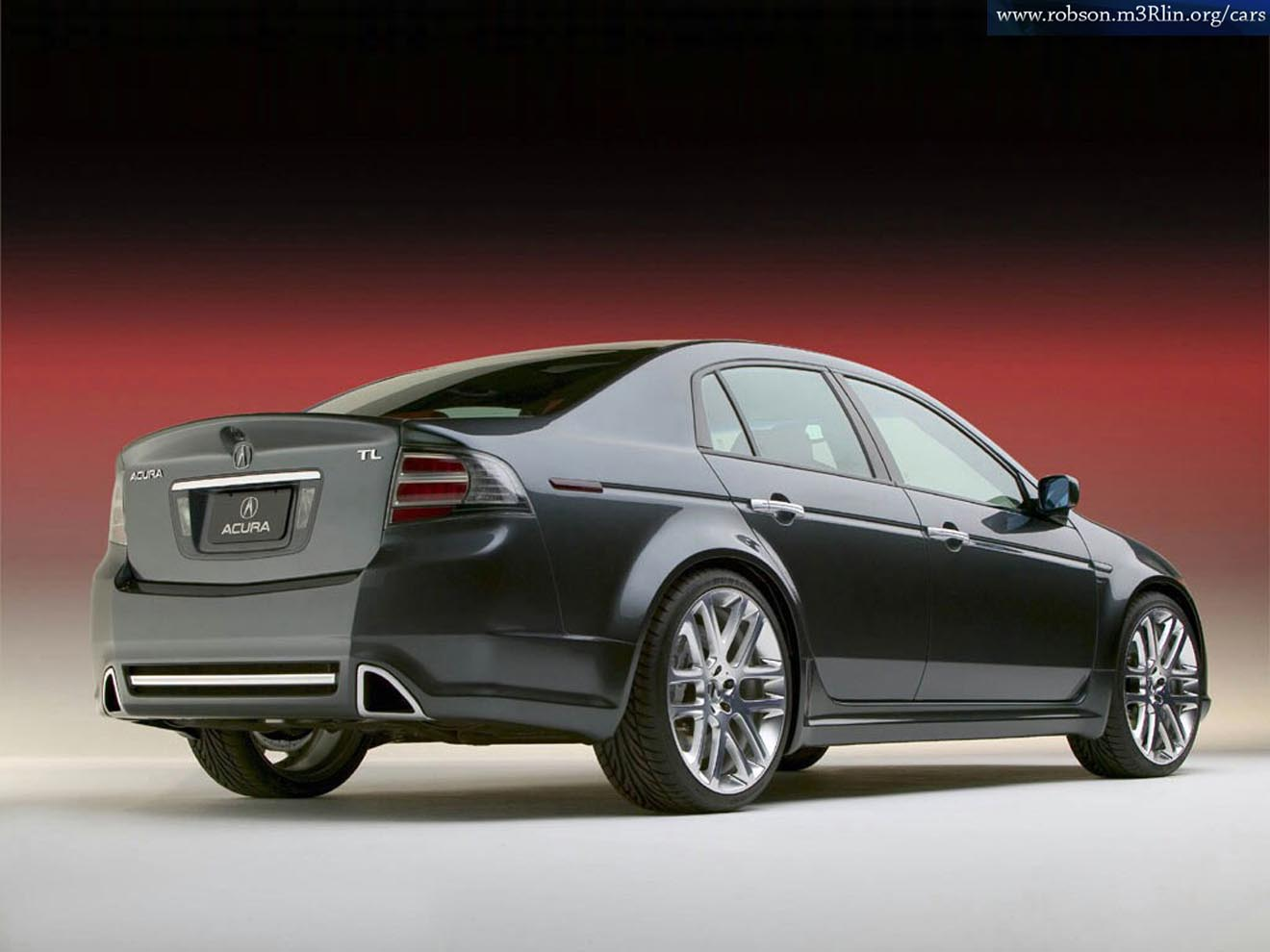 Acura TL 613 Background For Free