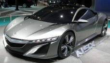 Acura NSX Concept Free Wallpaper For Desktop