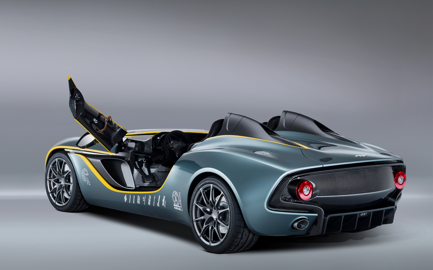 Aston Martin CC100 Speedster Wallpaper Download