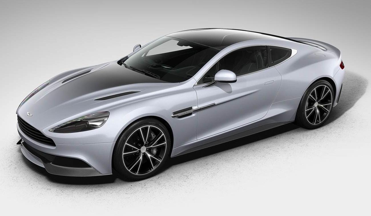 Aston Martin Centenary Edition Vanquish Wallpaper For Desktop Wallpaper