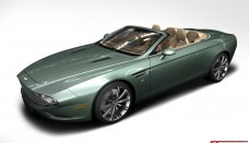Aston Martin DB9 Spyder Zagato Wallpaper Free For Iphone
