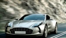Aston Martin One 77 Desktop Backgrounds HD