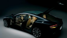 Aston Martin Rapide Screensavers For Ipad