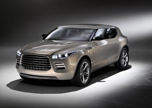 Aston Martin Lagonda Luxury SUV Background For Iphone