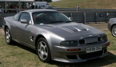 Aston Martin V8 Vantage Le Mans V600 Background Images