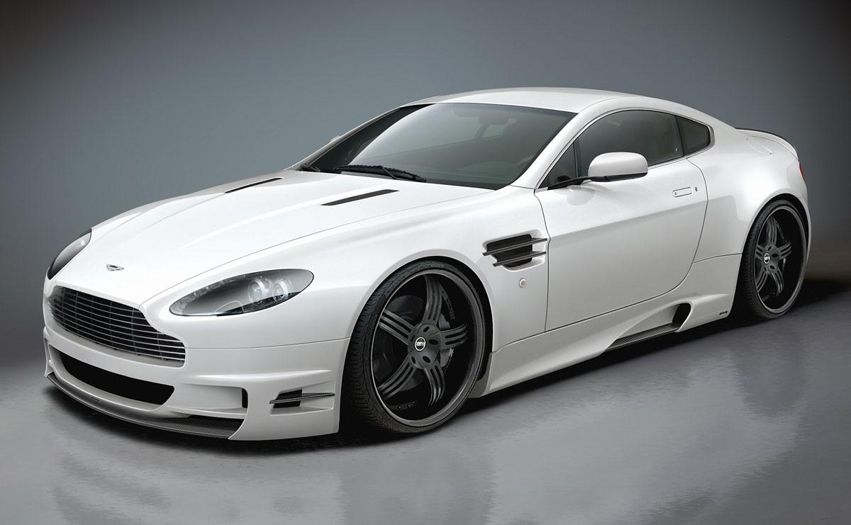 Aston Martin V8 Vantage N420 Wallpaper Free For Desktop
