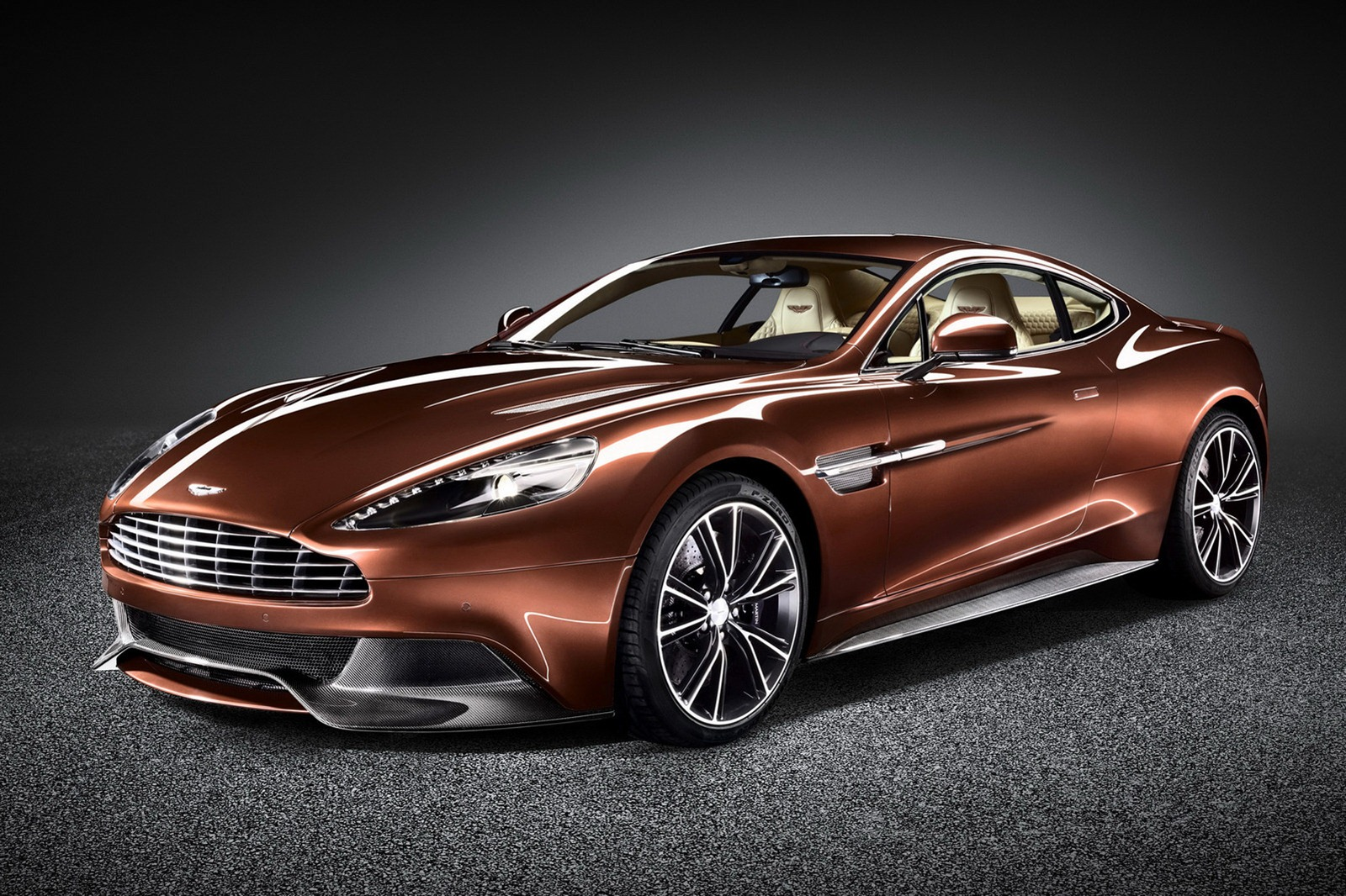 Aston Martin Vanquish Wallpaper For Background Wallpaper
