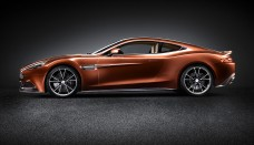 Aston Martin Vanquish Wallpaper For Ios 7