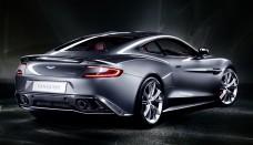 Aston Martin Vanquish Desktop Wallpaper Free