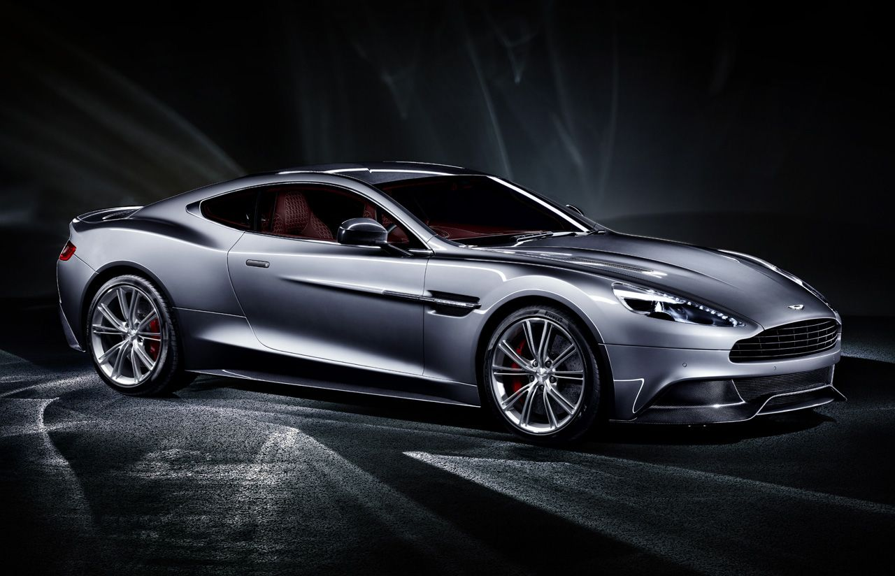 Aston Martin Vanquish Wallpaper HD For Windows
