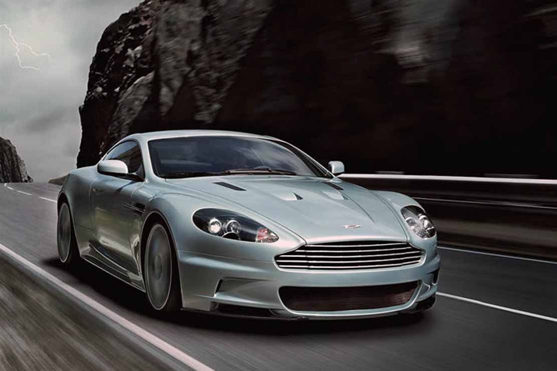 Aston-Martin DBS Free Wallpaper Download