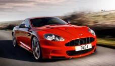 Aston Martin DBS V12 Touchtronic 2013 Background Images