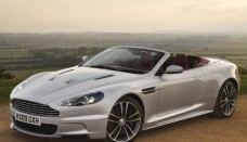 Aston Martin DBS Volante Wallpaper For Phone