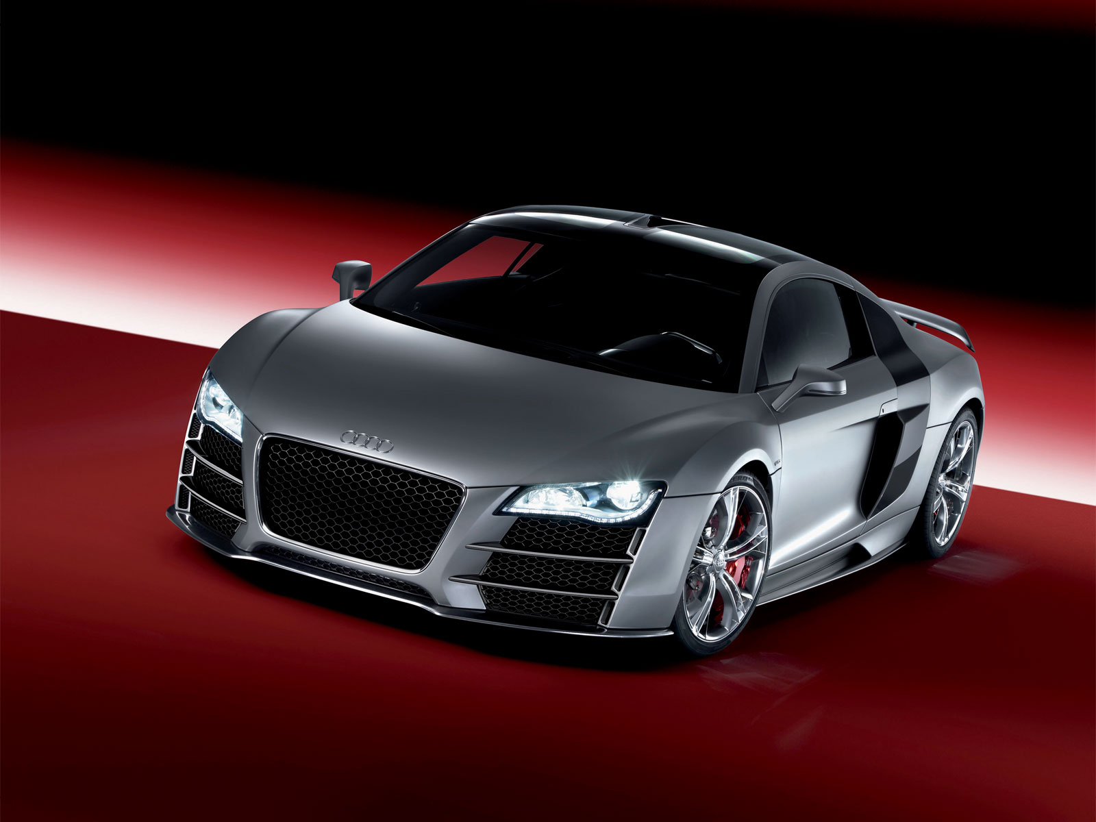 Audi R8 V12 TDI Concept Wallpaper Gallery Free Download