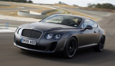 Bentley Continental Supersports Wallpaper For Ios 7