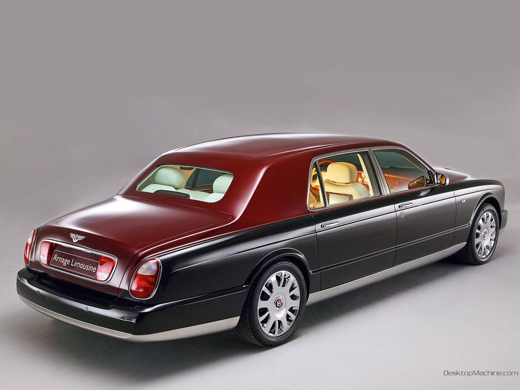 Bentley Arnage Limousine Wallpaper Download Free