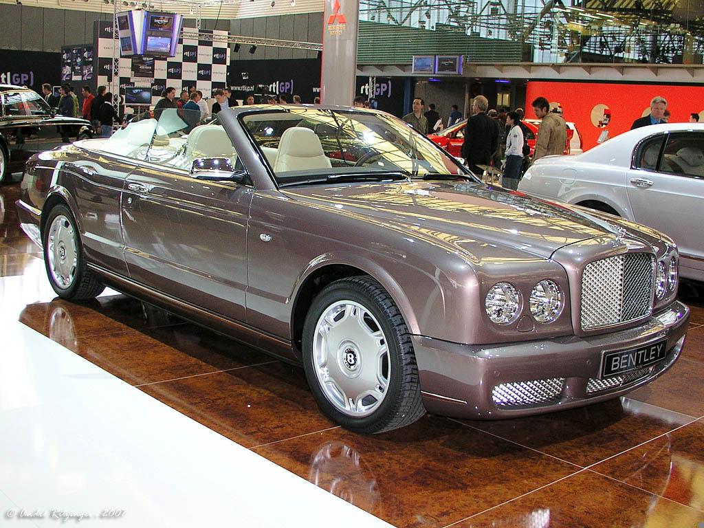 Bentley Azure 2007 FR3Q Wallpaper For Windows