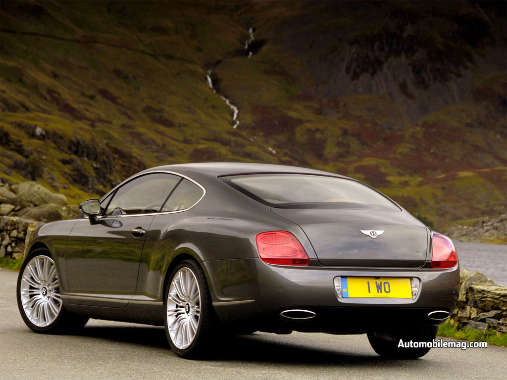 Bentley Continental GT Speed Free Wallpaper Download