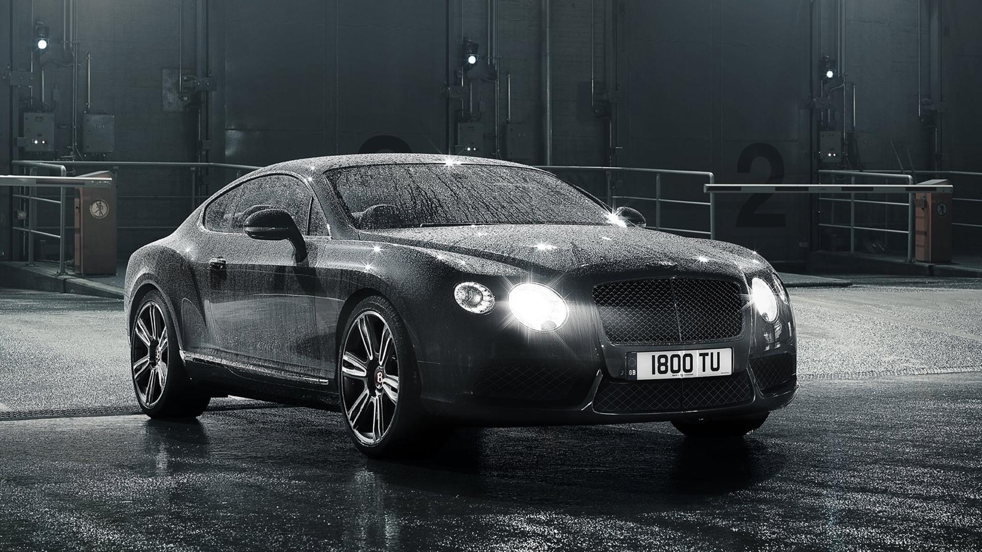 Bentley Continental GT Desktop Backgrounds