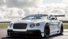 2012 Bentley Continental GT3 Desktop Wallpaper HD