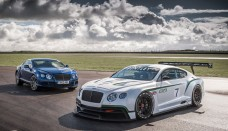 Bentley Continental GT3 Concept Race Car Free Wallpaper For Android