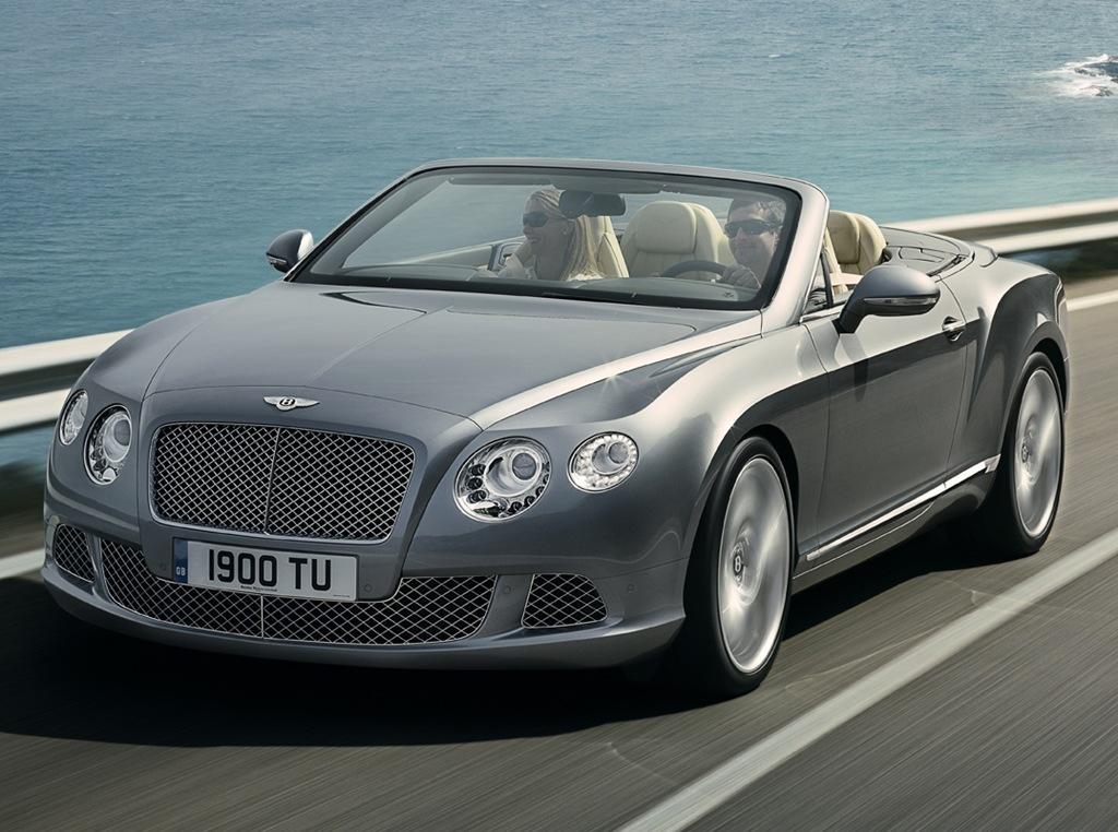 Bentley Continental GTC 2012 Wallpaper Download Free