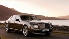 Bentley Mulsanne 2011 Wallpaper HD Free