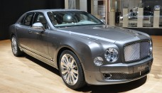 Bentley Mulsanne 2012 Wallpaper HD Download