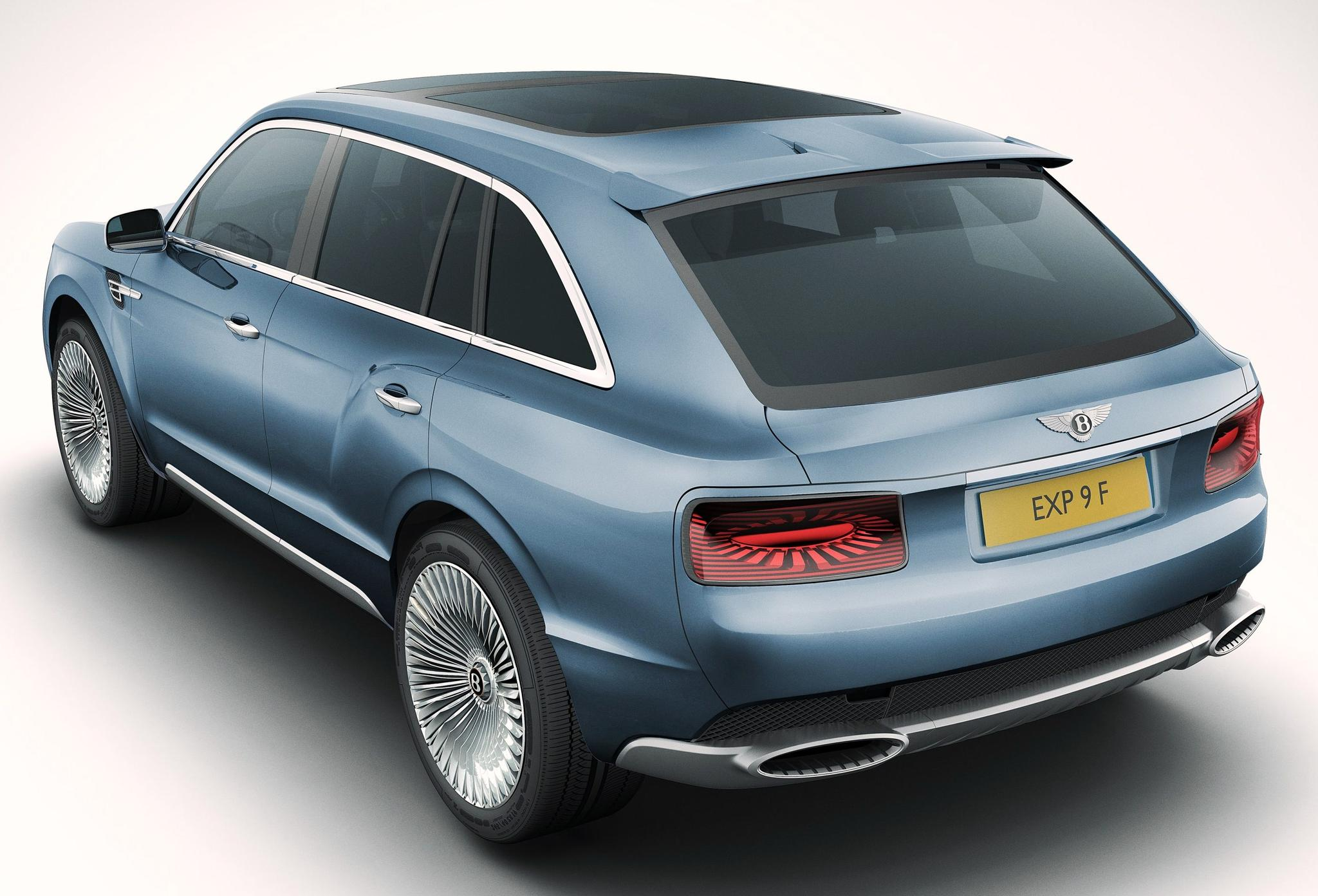 Bentley SUV Free Wallpaper For Ipad