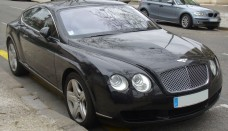 Bentley Continental GT Backgrounds HD