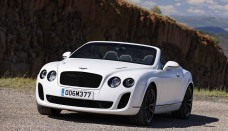 Bentley Continental Supersports Convertible Free Wallpaper Download