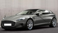Bertone Aston Martin Rapide Backgrounds HD Free