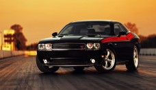 Black Classic Ford Mustang Wallpaper Gallery Free