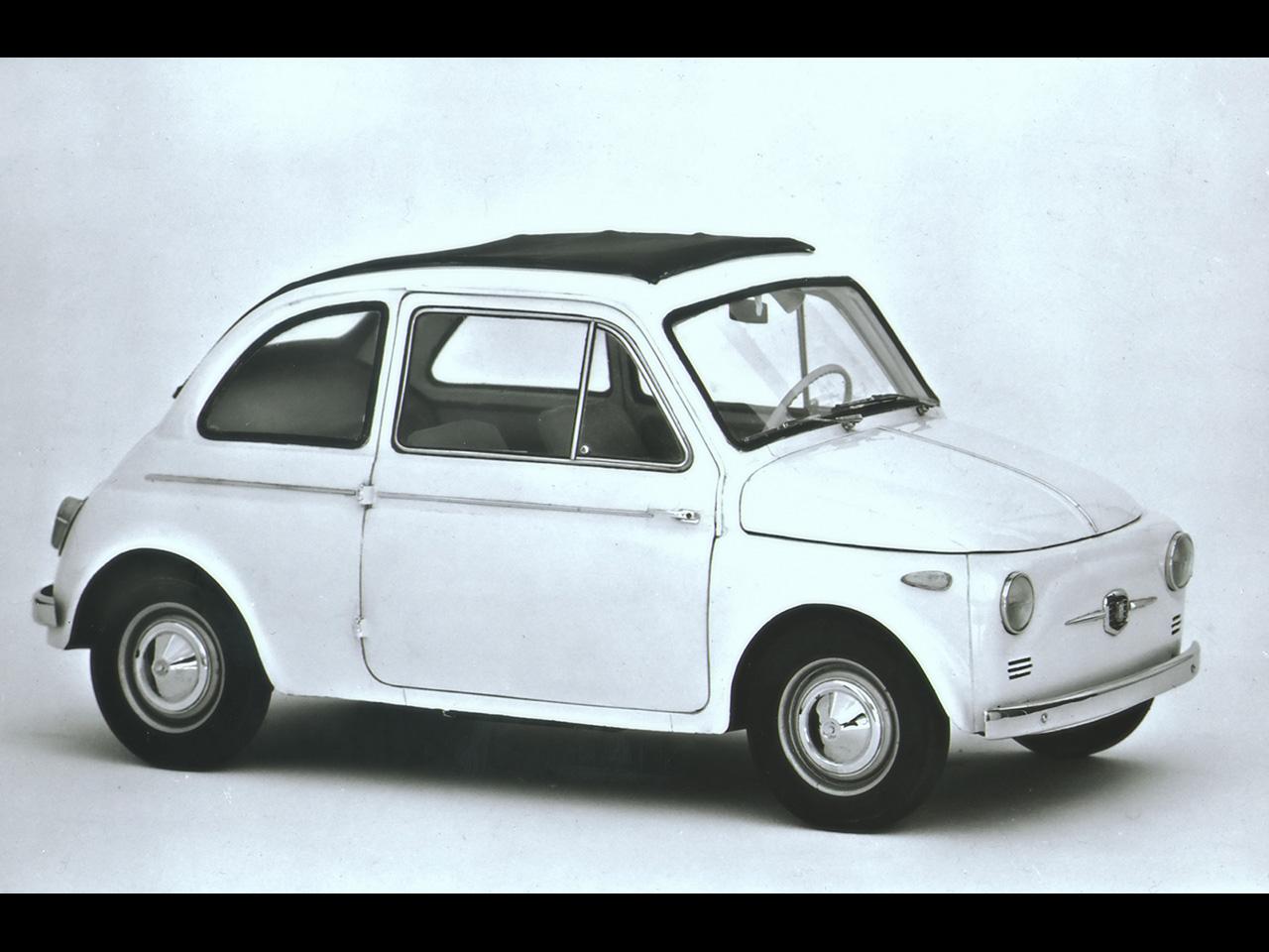 Fiat 500 Period Photos Wallpaper Download HD