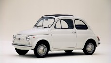 Fiat 500 Period Photos Wallpaper For Background