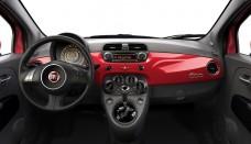 2012 Fiat 500 Desktop Wallpaper HD