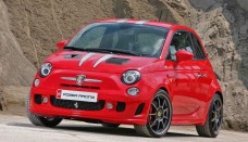 Fiat 500 Pogea Racing Desktop Wallpaper