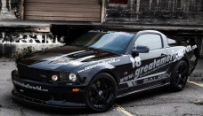 Ford Mustang GT500 Wallpaper For Iphone