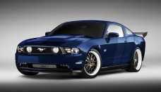 Ford Mustang Modification Wallpaper For Android