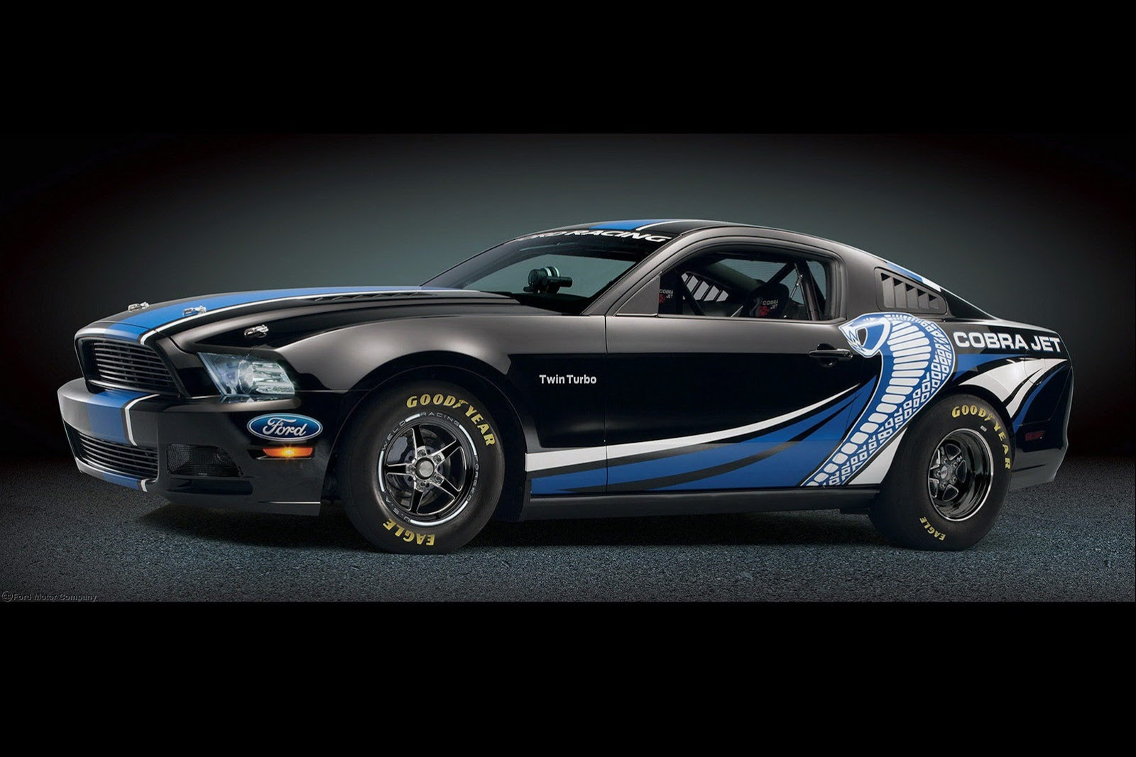 Ford Mustang Cobra Jet Twin Turbo Concept Desktop Wallpaper HD