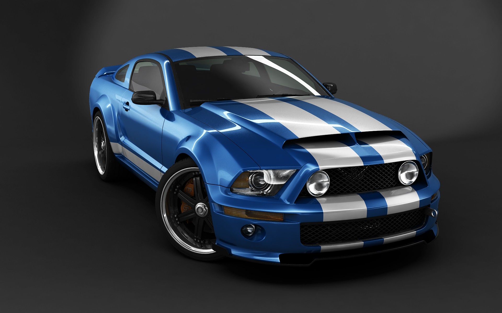 Ford Mustang Wallpaper Gallery Free